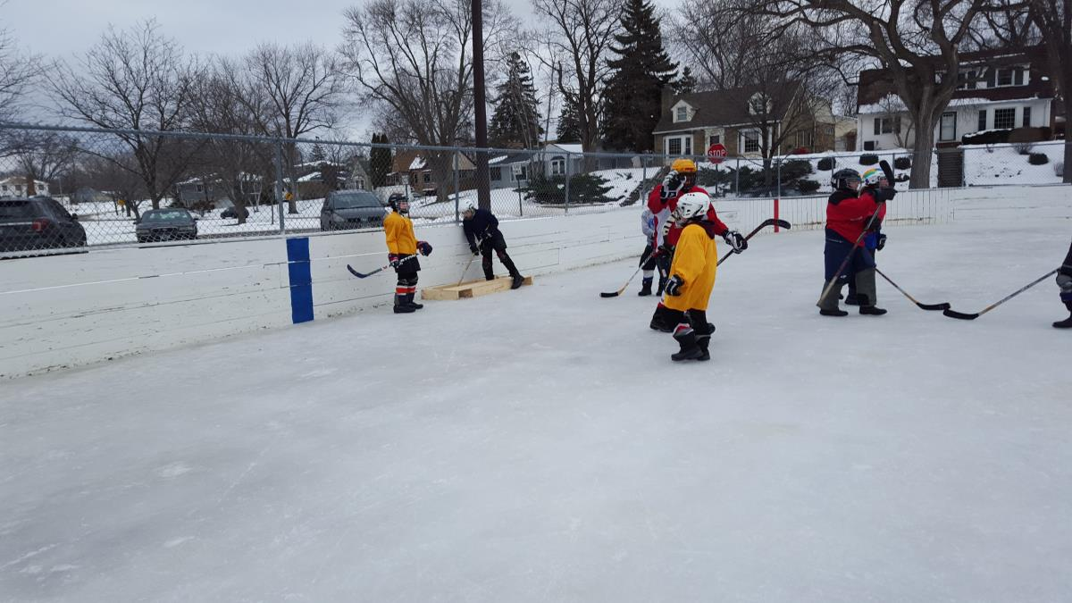Outdoor hockey-2016 1
