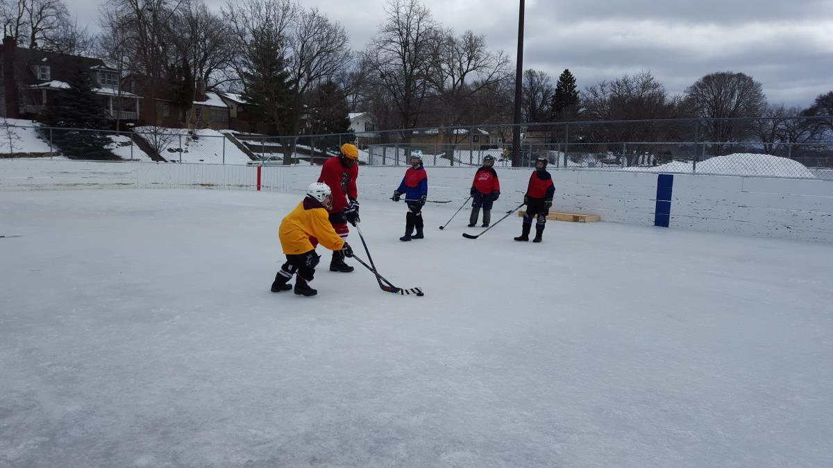 Outdoor hockey-2016 2