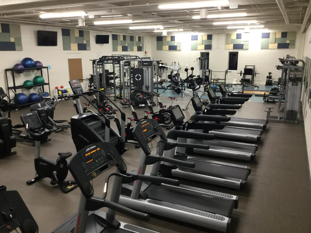 Community gym & fitness center robbinsdale mn