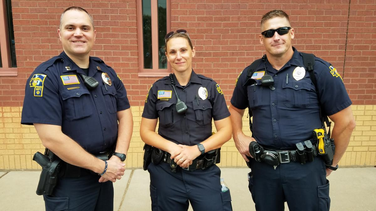 Police Department | Robbinsdale, MN